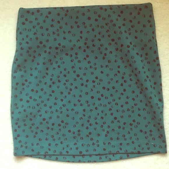 BCBGeneration Dresses & Skirts - BCBG tight green skirt